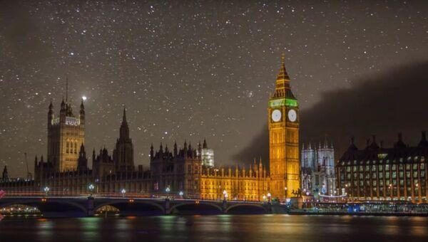 Звезды и мегаполисы