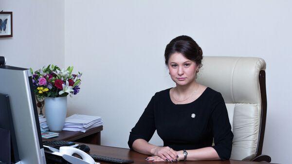 Руководитель Агентства инвестиционного развития Татарстана (АИР РТ) Талия Минуллина