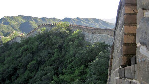Великая Китайская стена. Архивное фото