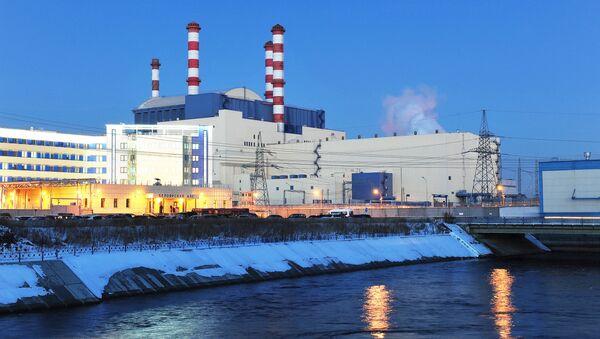 Белоярская атомная электростанция. Архивное фото
