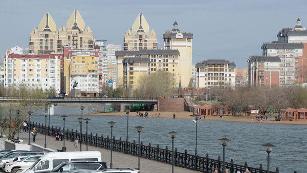 Города мира. Астана. Архивное фото