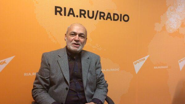 Андраник Мигранян, политолог, профессор МГИМО