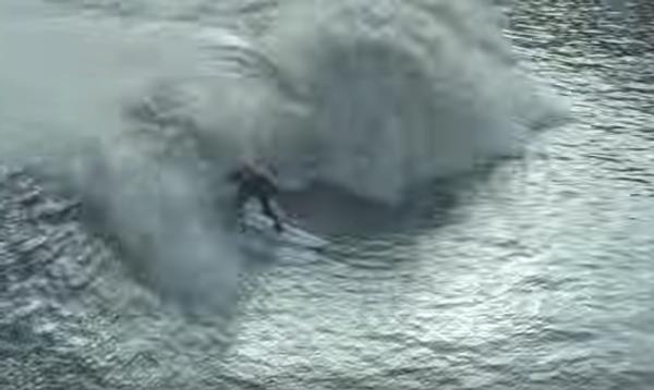 На волне, или Рай для серфингистов