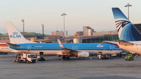 Международный аэропорт имени Ататюрка. Архивное фото