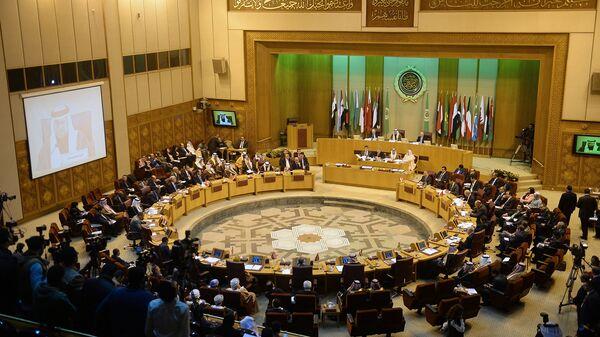 Саммит Лиги арабских государств