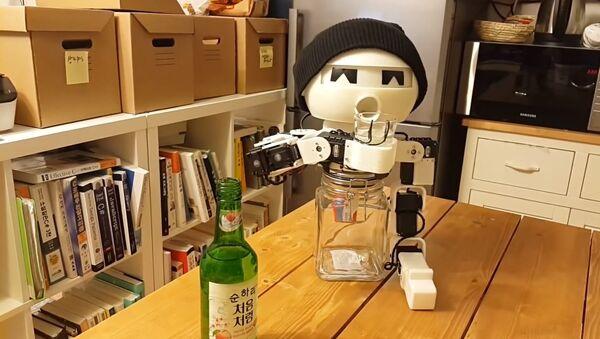 За здоровье… с роботом!