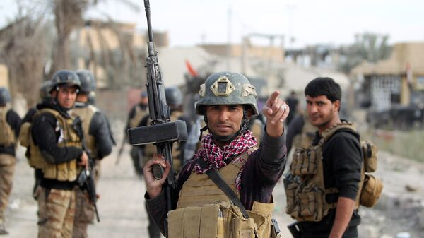 Иракские силы безопасности, Архивное фото