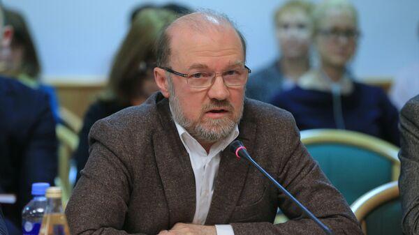Первый зампред синодального отдела по взаимоотношениям Церкви с обществом и СМИ Александр Щипков