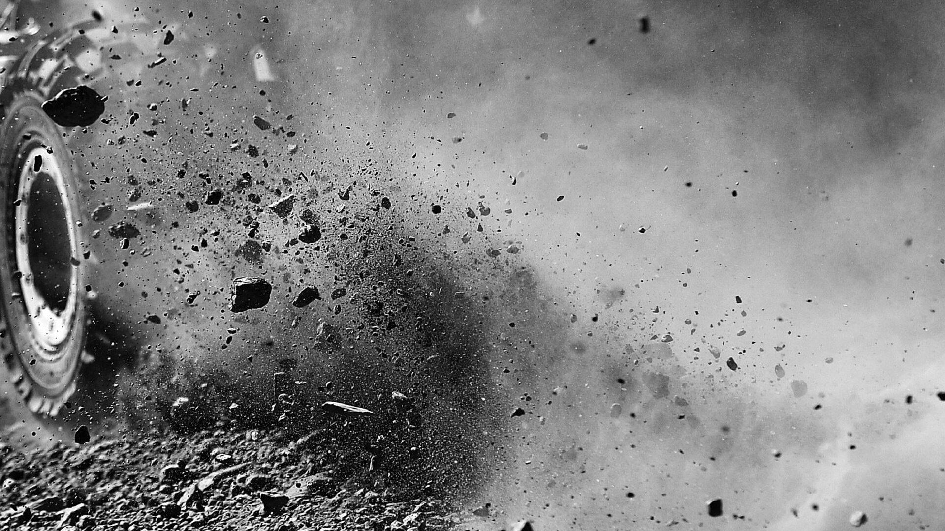 Квадроцикл на восьмом этапе ралли Дакар в Аргентине - РИА Новости, 1920, 02.07.2021