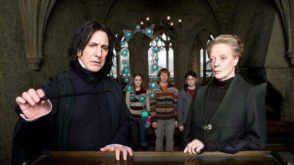 Кадр из фильма Гарри Поттер и Принц-полукровка. Архивное фото