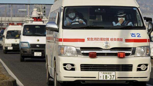 Скорая помощь. Япония