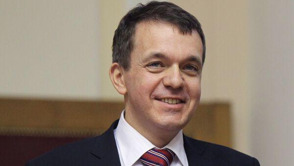 Бывший генеральный директор Российской национальной библиотеки (РНБ) Антон Лихоманов