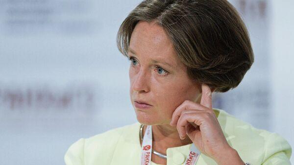 Генеральный директор Аналитического кредитного рейтингового агентства Екатерина Трофимова