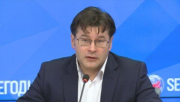 Политолог Мухин рассказал о главных темах экономического форума в Давосе