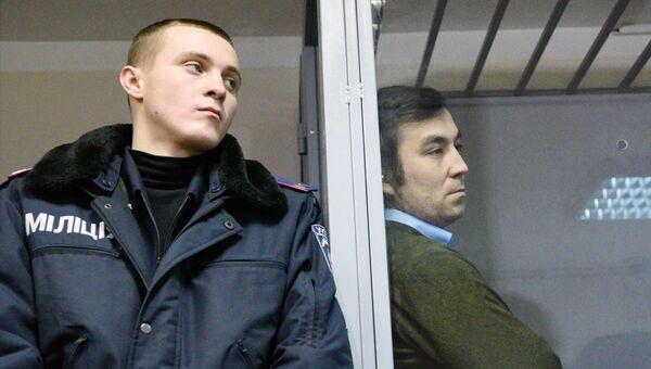 Заседание суда по делу А. Александрова и Е. Ерофеева в Киеве. Архивное фото