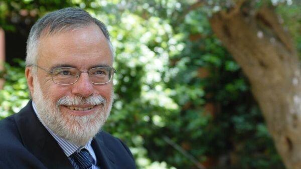 Основатель католической Общины святого Эгидия профессор Андреа Риккарди