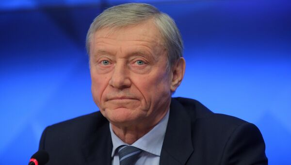 Николай Бордюжа. Архивное фото