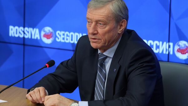 Генеральный секретарь Организации договора о коллективной безопасности (ОДКБ) Николай Бордюжа. Архивное фото