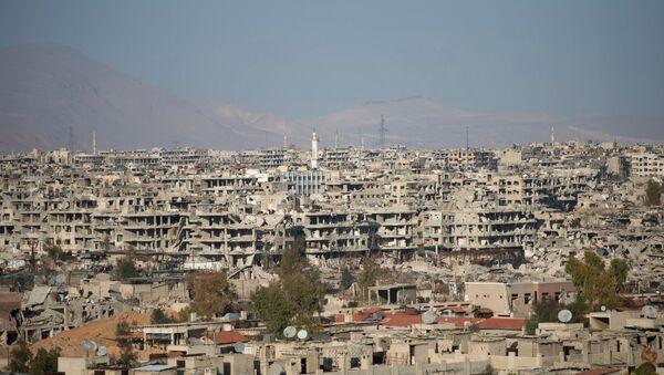 Дамаск. Архивное фото