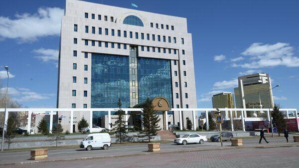 Здание Центральной избирательной комиссии Казахстана