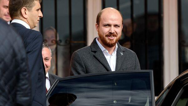 сын президента Турции. Архивное фото