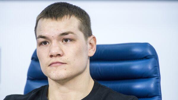 Боксер Федор Чудинов. Архивное фото
