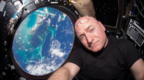 Астронавт NASA Скотт Келли. Архивное фото