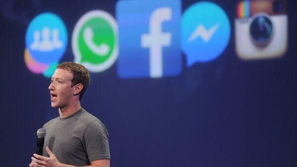 Американский программист и предприниматель, один из разработчиков и основателей социальной сети Facebook Марк Цукерберг