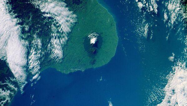 Вид на Новую Зеландию. Архивное фото