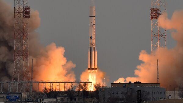 Ракета-носитель Протон-М. Архивное фото