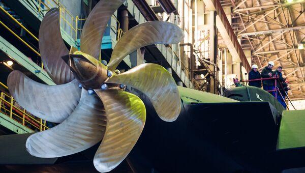 Подводная лодка проекта 636 Варшавянка для Черноморского флота ВМФ России, архивное фото