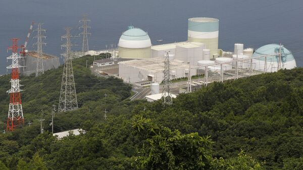 Атомная электростанция Иката, Япония