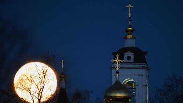 Храм во имя Святого Великомученика Димитрия Солунского. Архивное фото