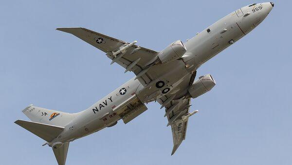 Американский самолет Boeing. Архивное фото