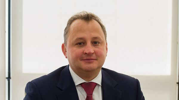 Заместитель гендиректора холдинга Вертолеты России Игорь Чечиков