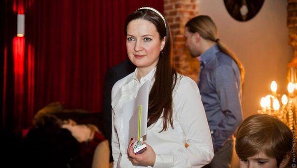 Екатерина Милова, директор по развитию фонда ОРБИ