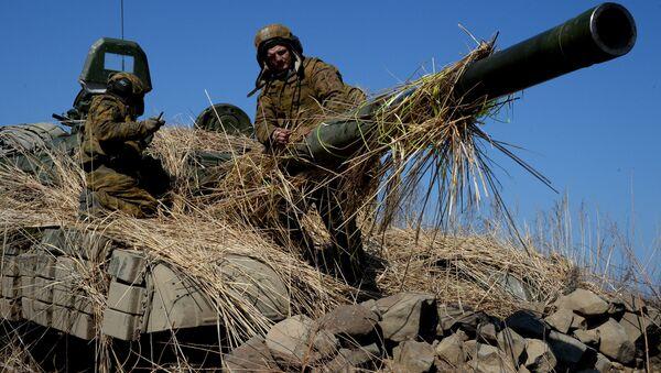 Войска ТОФ. Архивное фото