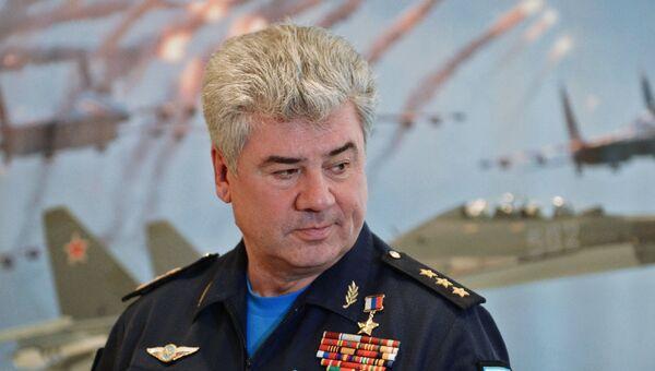 Командующий Воздушно-космическими силами РФ генерал-полковник Виктор Бондарев. Архивное фото