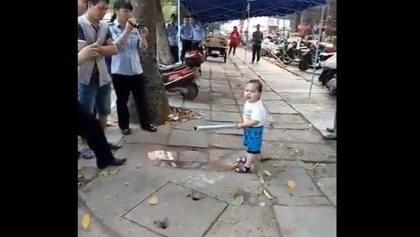 Маленький китайский телохранитель