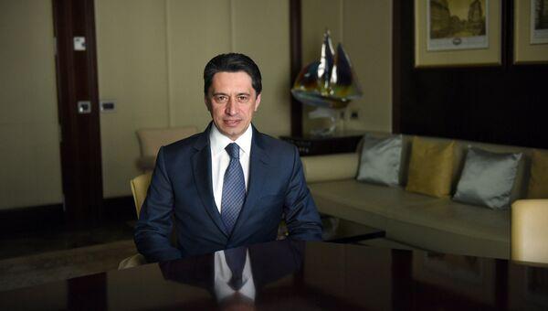 Гендиректор Уралвагонзавода Олег Сиенко. Архивное фото