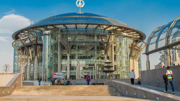 Московский международный Дом музыки в Москве