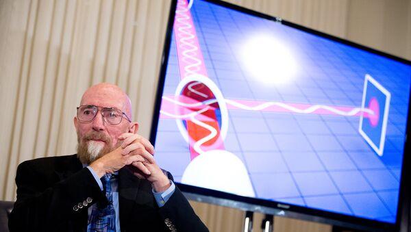 Американский физик и астроном Кип Торн