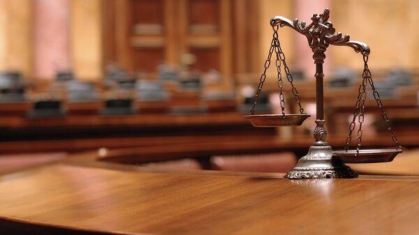 Суд присяжных. Архивное фото