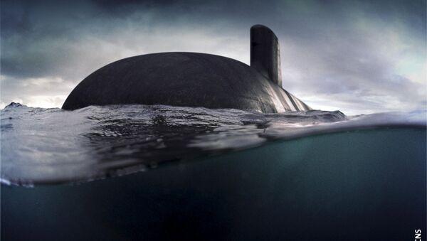 Проект подводной лодки Барракуда, разработанный компанией DCNS для ВМС Австралии