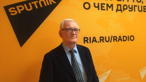 Валерий Цыбко, ликвидатор Чернобыльской аварии, ветеран атомной энергетики и промышленности