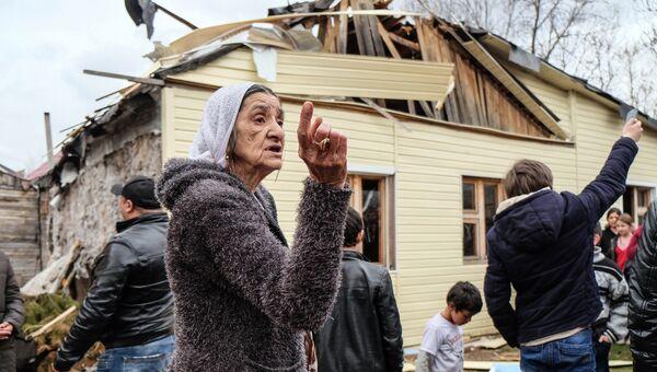 Жители поселка Плеханово. Архивное фото