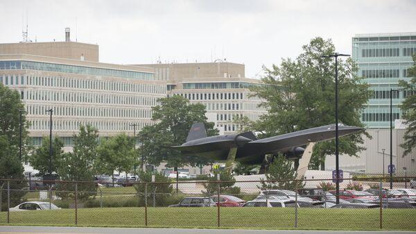 Штаб-квартира ЦРУ в Маклин, Вирджиния, США. Архивное фото