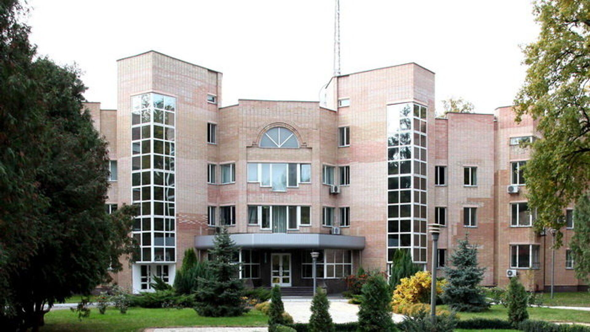 Здание Службы внешней разведки Украины - РИА Новости, 1920, 23.07.2021