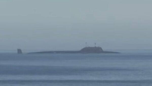 АПЛ Северодвинск поразила учебную цель крылатой ракетой Калибр. ВИДЕО