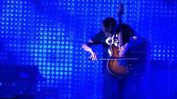 Концерт группы Radiohead